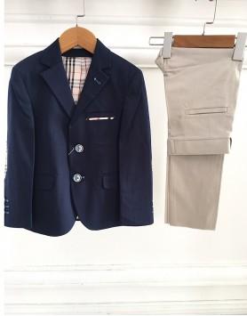 Ezra Boys Suit