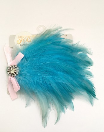 Caters Feathers Headband