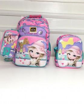 Orla Backpack Set