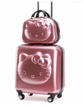 Hello Kitty Travel Luggage Set