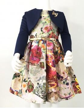 Jacquad Dress