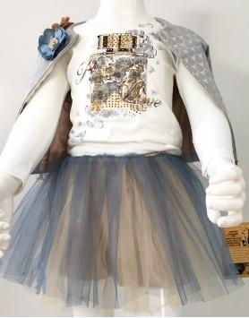 Maite Tutu Skirt Set
