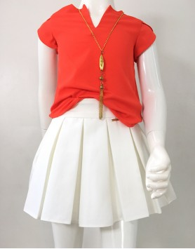 Mia City Skirt Set