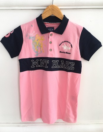 Bas Boys Polo Shirt