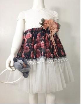 Andrea Floral Dress