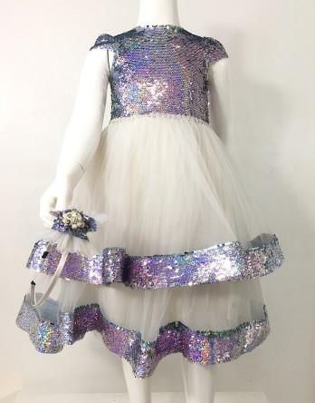 Dayanara Sequin Dress