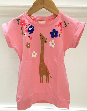Alice Giraffe Top