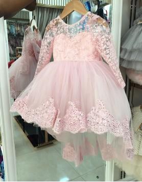 Ceila High Low Dress