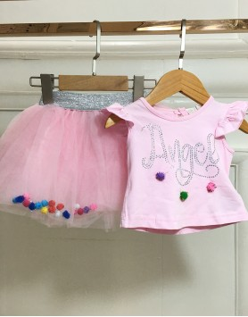 Willow Skirt Set