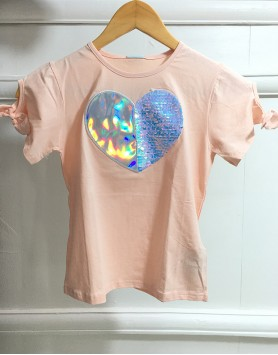 Amoy Love Sequin Top