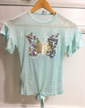 Amoy Butterfly Top