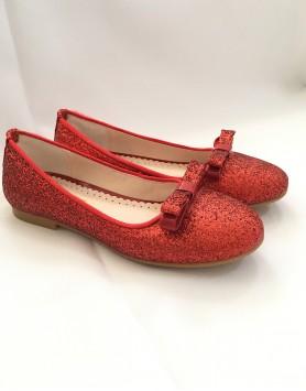 Emilia Dazzle Ballerina Shoes